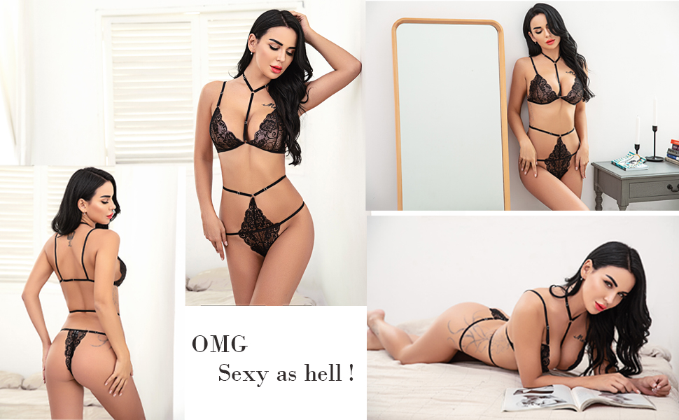 sexy lingerie set for women