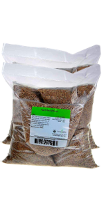 Certified Organic Hard Red Wheat Sprouting Seed