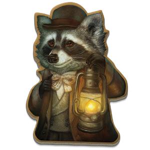 Raccoon Tycoon starting player token