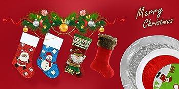 Houwsbaby Christmas stockings and tree skirt