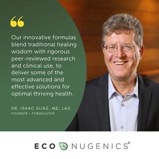 Econugenics Dr. Isaac Eliaz