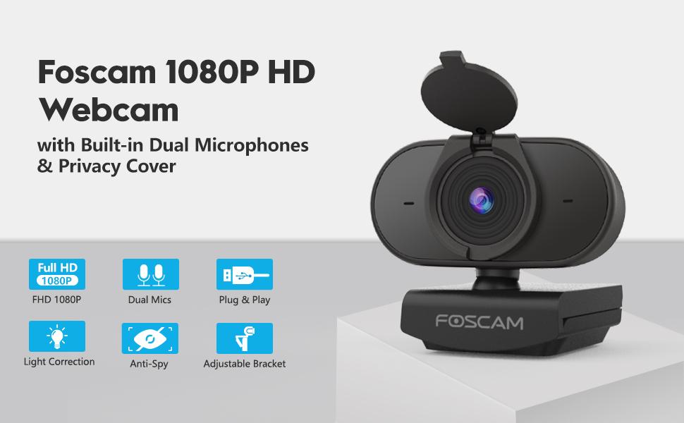 webcam W25