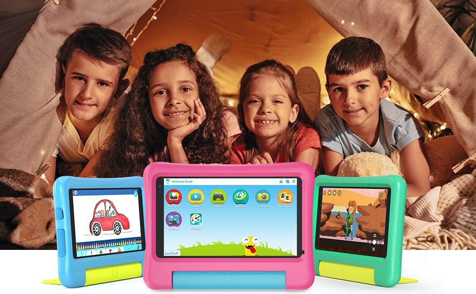 kids tablets 7 inch