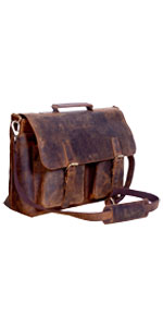 Laptop Messenger Briefcase