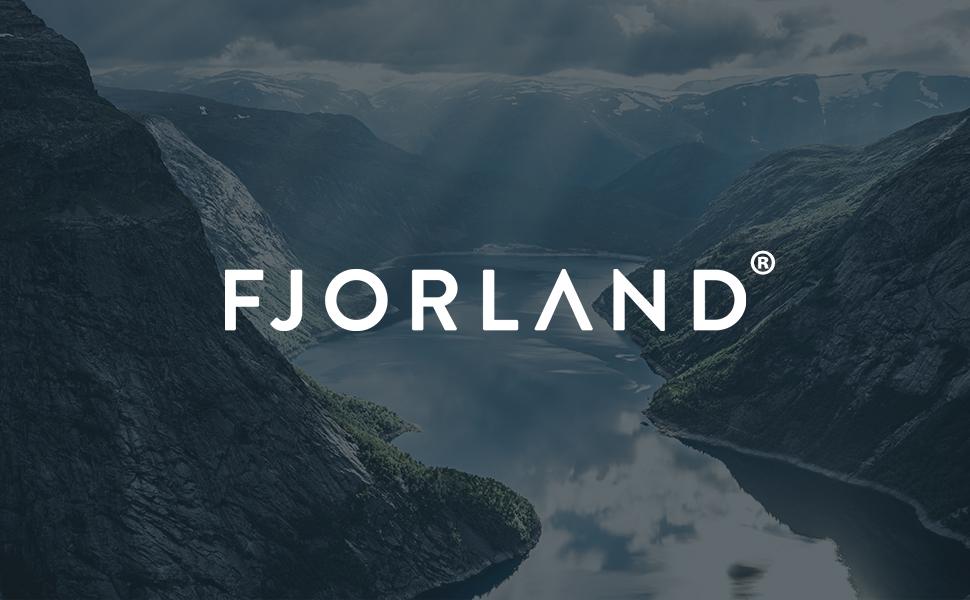 FJORLAND Logo