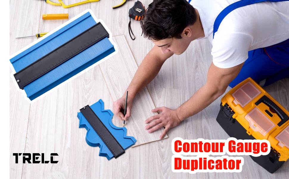 Contour Gauge Duplicator
