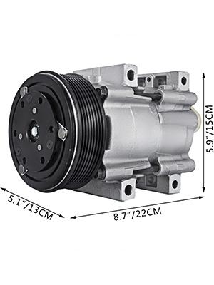 Ford ac compressors