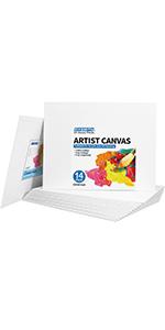 "12x16"" canvas panels 14 pack"