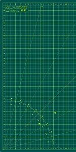 Elan Tapis de Découpe A1 Vert