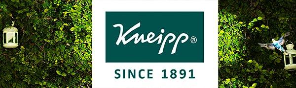 Kneipp Bath Oil LOgo