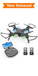 W10 Black Drone