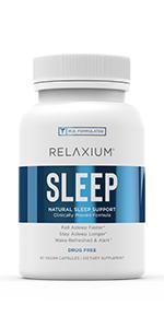 relaxium sleep bottle