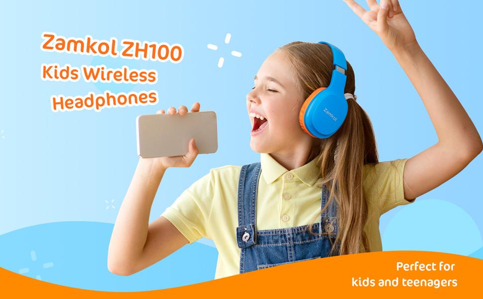 ZH100 kids bluetooth speaker