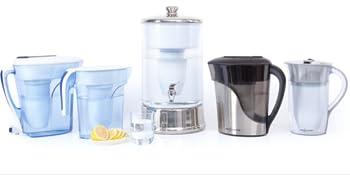 zerowater, pitchers