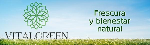 Vitalgreen productos salud belleza cuidado personal ecológicos eco sustentables marca mexicana