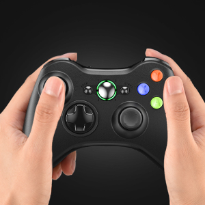 Comfortable Wireless Controller for Xbox 360