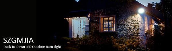 50w LED Barn Light 1