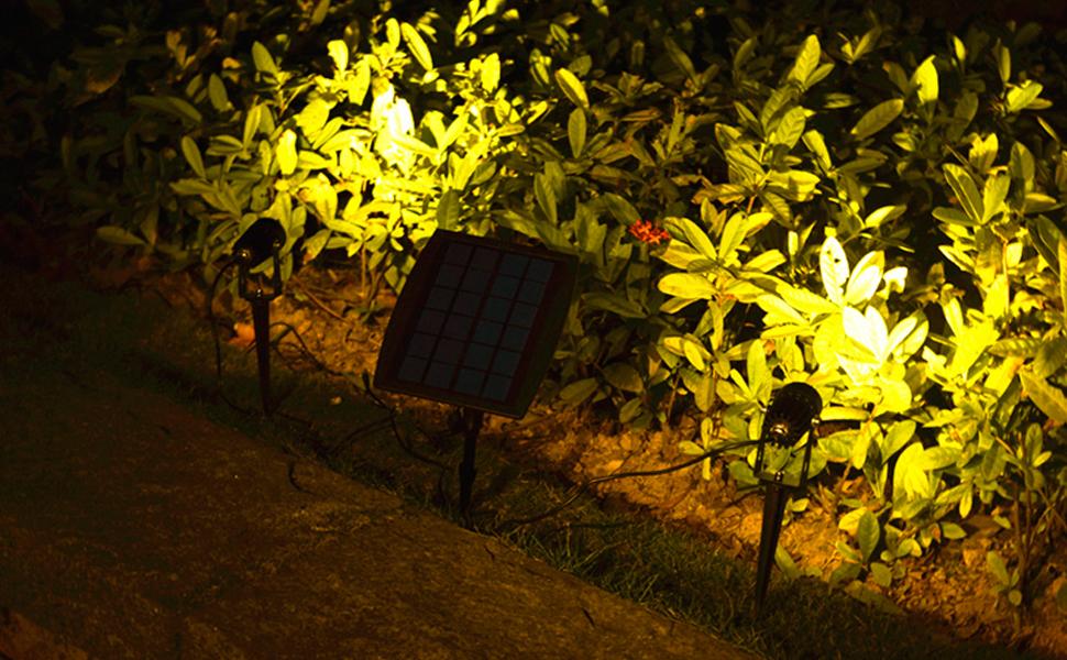 Waterproof Outdoor Landscape Lighting Spotlight Wall Light