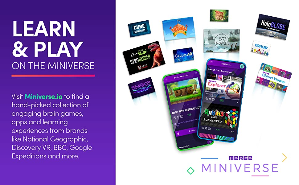 learn and play miniverse