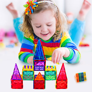 colorful building blocks toddler children