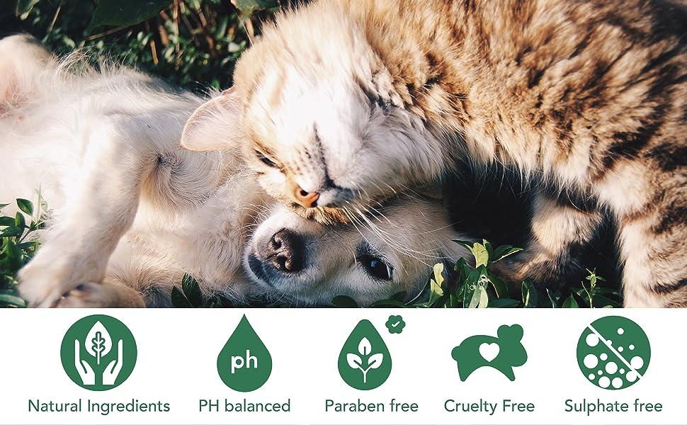 petveda tear tartar dog cat natural organic tick flea pets conditioner spray paw cream shampoo