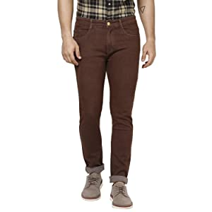 Brown washed jeans;Men jeans latest stylish;Men's jeans washed style;Men's jeans stylish new;Jeans