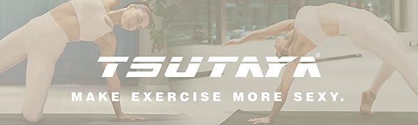 TSUTAYA Workout leggings