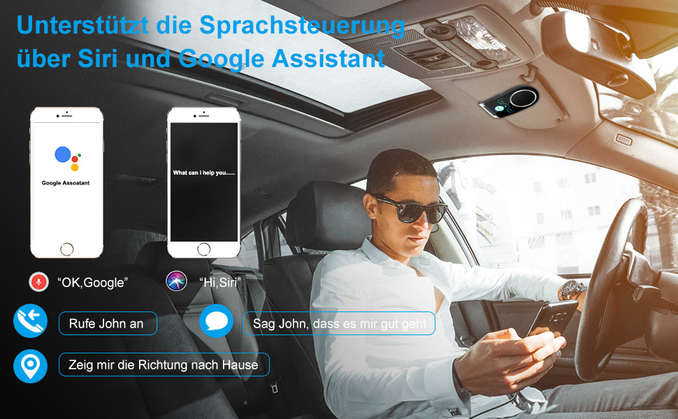Siri & Google-Assistent