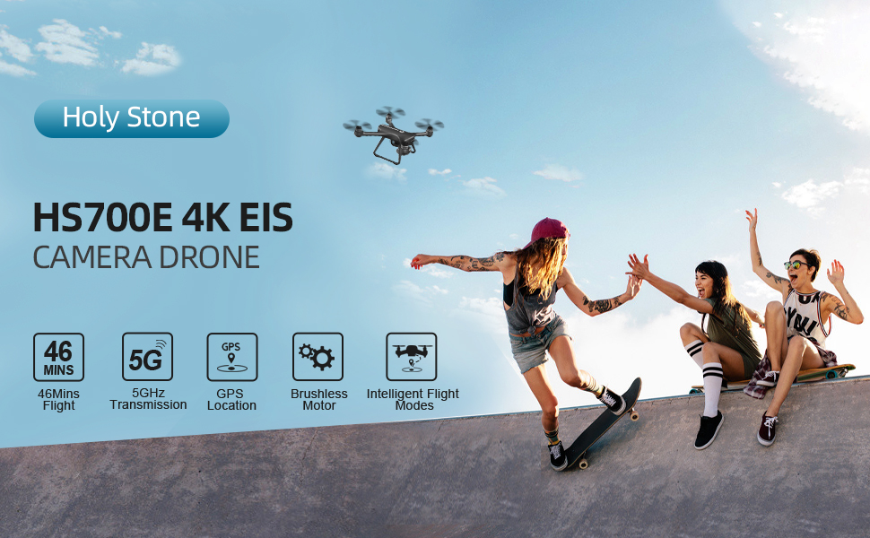 Holy Stone HS700E and Key features