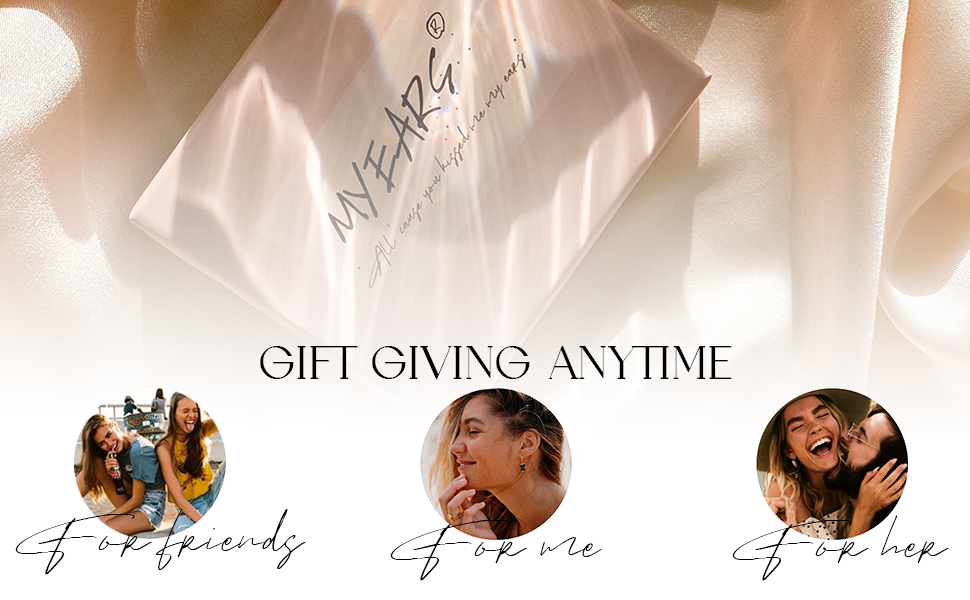 MYEARS Jewelry Gift Giving Anytime