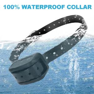 waterproof dog training collar