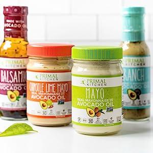 keto, paleo, whole 30, primal kitchen, bbq sauce