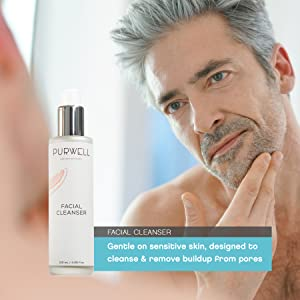 pur-well living ageless skincare