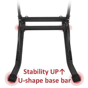 U-shape base