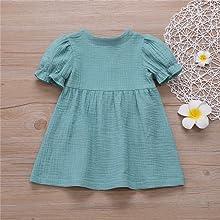 toddler girl dress solid