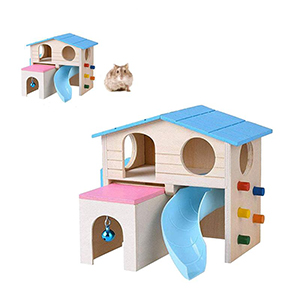 Hamster house and hideout