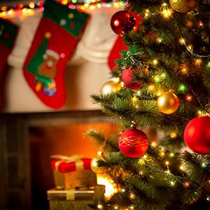 Calcetines de Invierno Calientes de Piso Lindos de Navidad para Mujer