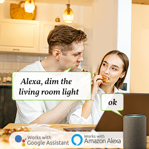 dimmable smart switch