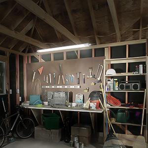 6000K,120cm,4800LM,IP64 LED Lampe F/ür Lager Werkstatt,Garten,Wohnzimmer K/üche Garage Lager Werkstatt,Schattenloser Lichteffekt Viugreum LED Feuchtraumleuchte,LED R/öhre,60W