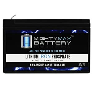 Replacement 12V 7AH Lithium Battery, replacement battery, lithium battery replacement 12v 7ah
