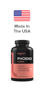 legion phoenix natural fat burner
