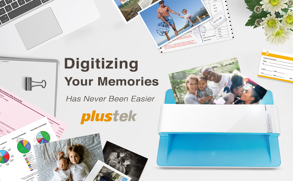 Bring your paper photos back to Life