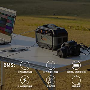 安全保護システム(BMS)