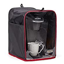 coffee maker dust cover