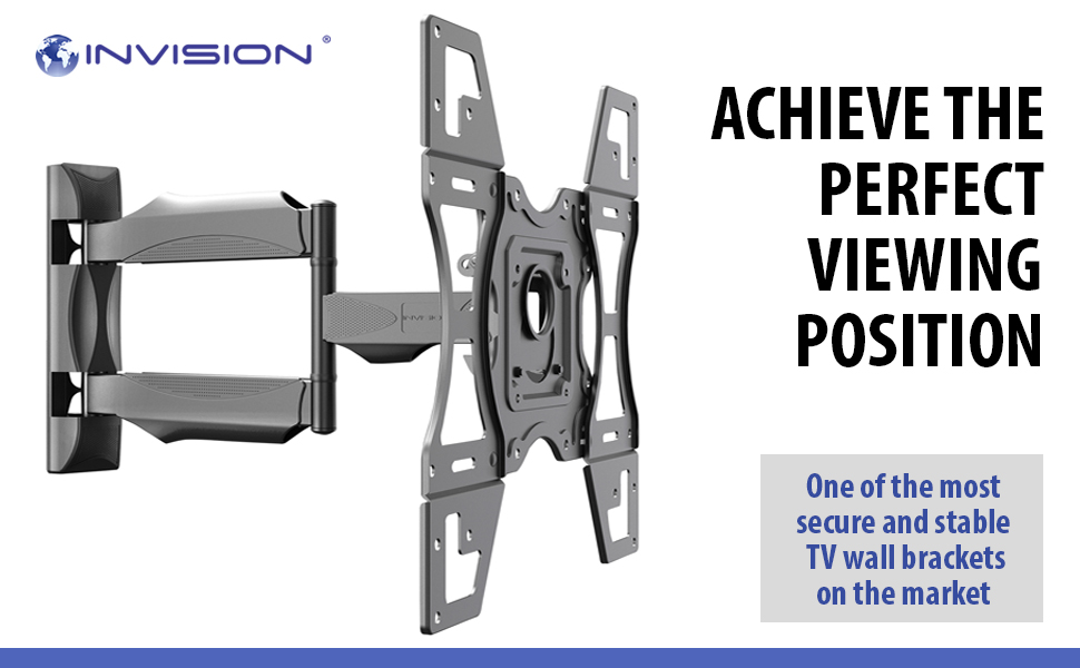 Invision HDTV-L UK Viewing Angles