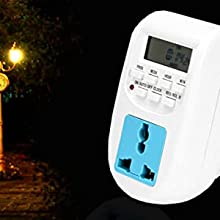 Intelligent Control of Lighting Equipment Garden Lights, glow sign board, Laptop,Mobile charger,
