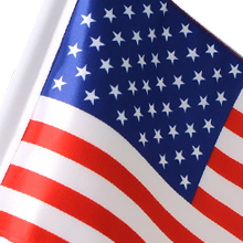 flag metrial