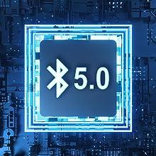 Latest Bluetooth V5.0 Technology