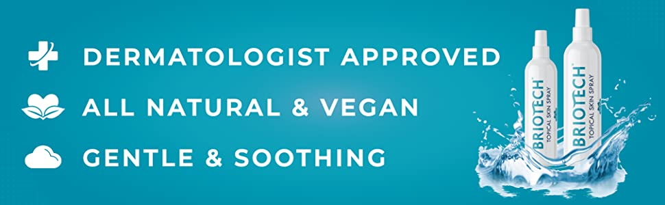 detmatologist gentle natural soothing skin spray briotech healing wound cleanser hocl hypochlorous