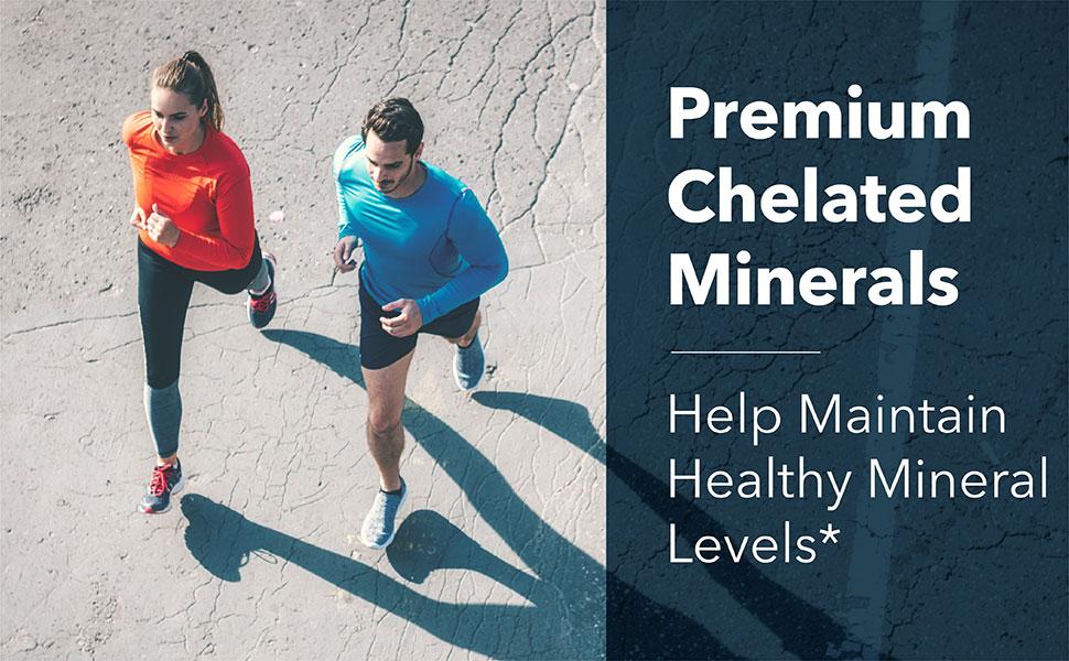 Premium Chelated Minerals